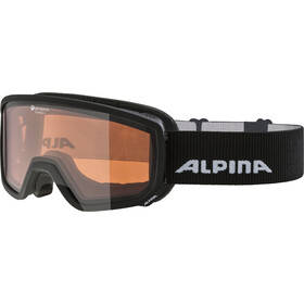 Alpina Scarabeo S QH Gafas, black/orange